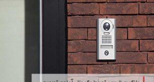 بازکردن دو درب توسط یک پنل آیفون تصویری